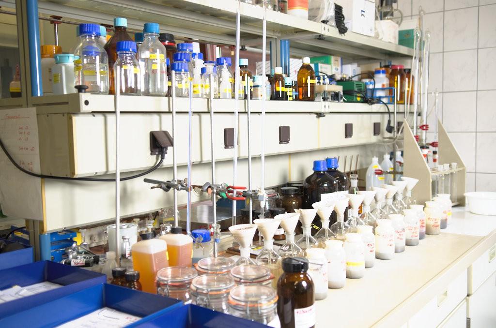 chemische Probenvorbereitung